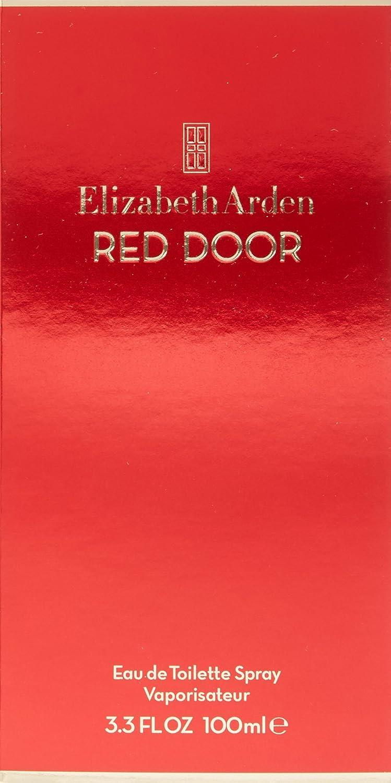 Elizabeth Arden Red Door Eau De Toilette 100ml Amazon