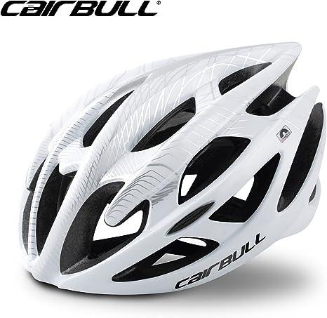 YHYHH Adulto Hombres Mujeres Seguridad Bicicleta de Montaña Casco ...