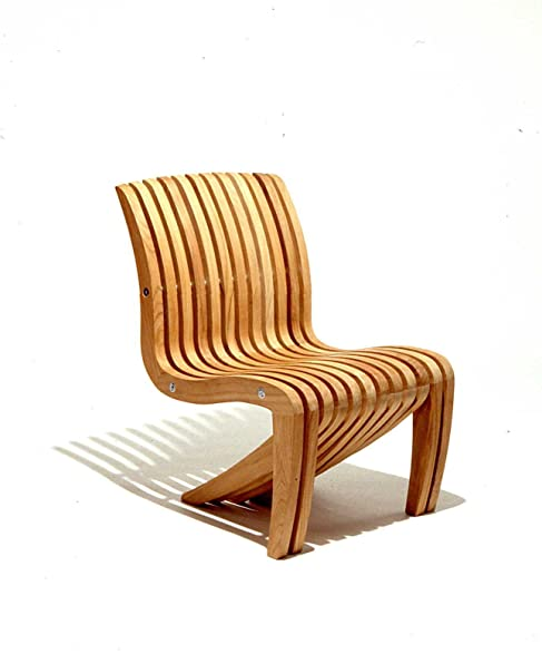 Spirit Song Teak Lounge Chair, Comfortable, Durable And Patented! Real Teak  Wood
