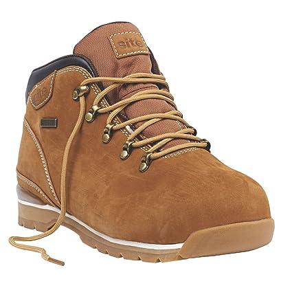 Obras Meteorito Sundance de botas de seguridad, color marrón Tamaño 9