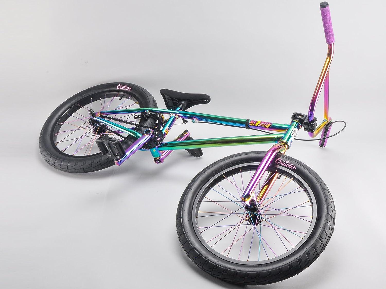 20 Zoll mafiabikes BMX Bike NEOMAIN oilslick 4130 chromoly Harry ...