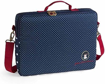Busquets maletin Porta pc Dolores Promesa by DIS2: Amazon.es: Juguetes y juegos