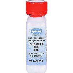 2Pack! Hyland's Pulsatilla 30x - 250 Tablets
