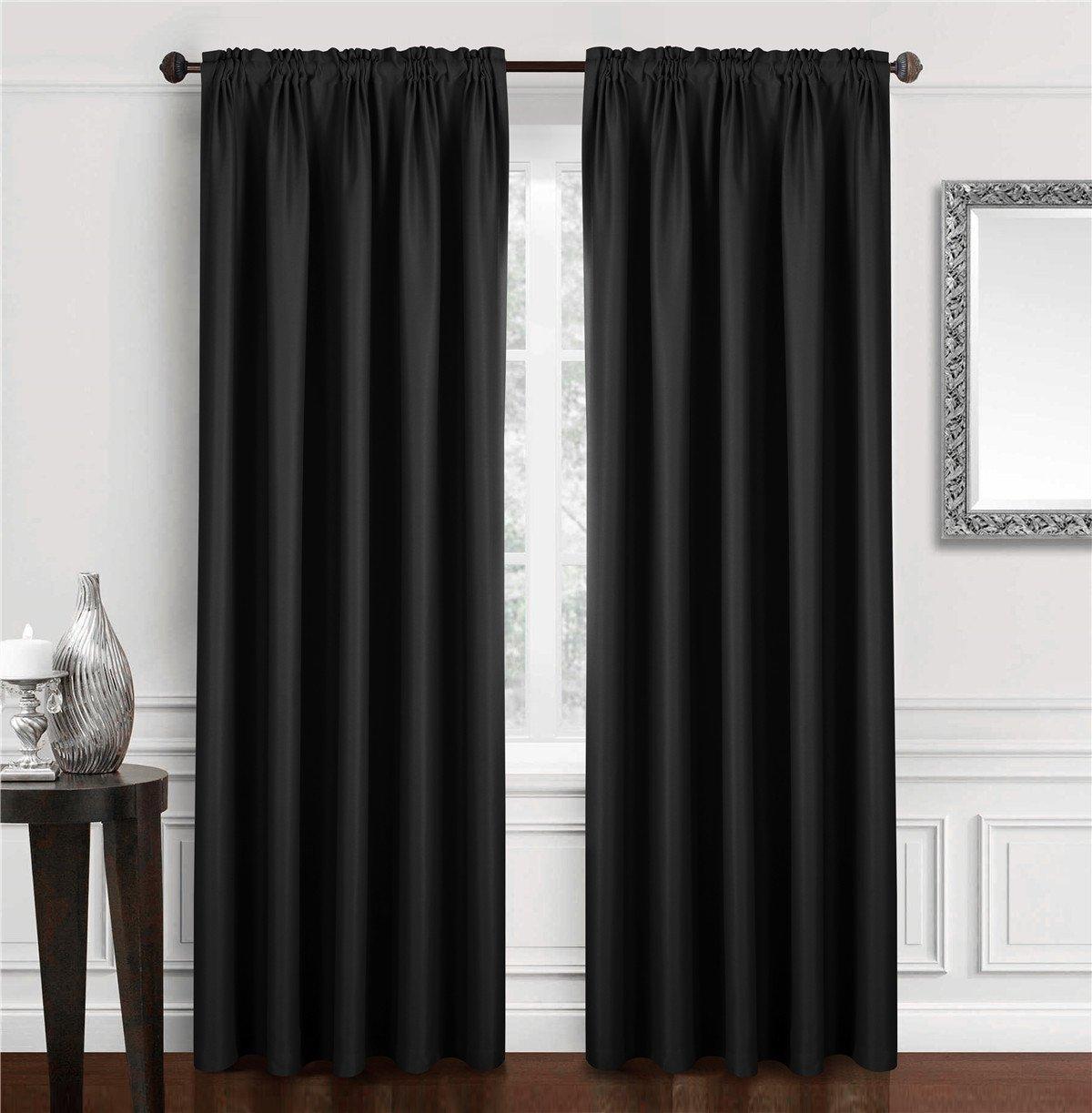 Las 4 mejores cortinas para sala estilo blackout para bloquear el exceso de claridad en el - Cortinas para el sol ...