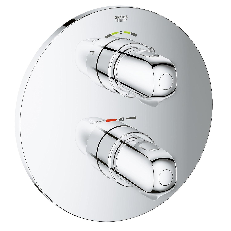 Größe GroHöherm 1000   Brause- und Duschsysteme - Brausearmatur   mit 2-Wege-Umstellung   19985000