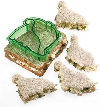 Sandwich Emporte-pièce Dinosaures Toast pain Emporte-pièce