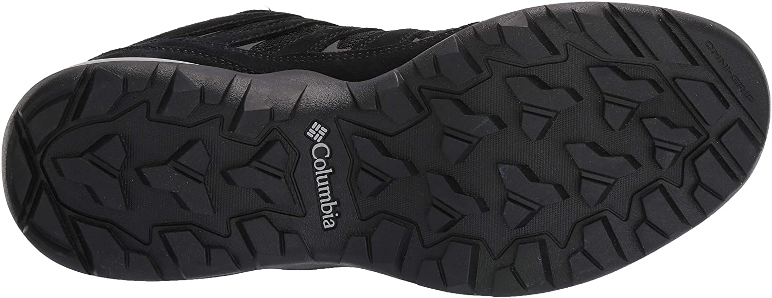 Columbia Men/'s Redmond V2 Waterproof Mid Boot Hiking Breathable Leather