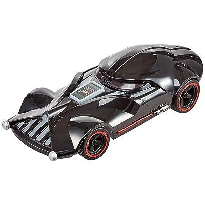 Hot Wheels Star Wars R/C Darth Vader Car: Toys & Games