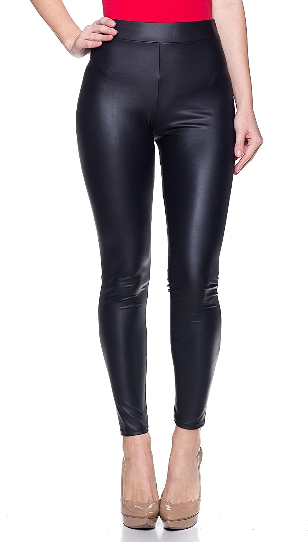 Women's J2 Love Faux Leather Legging