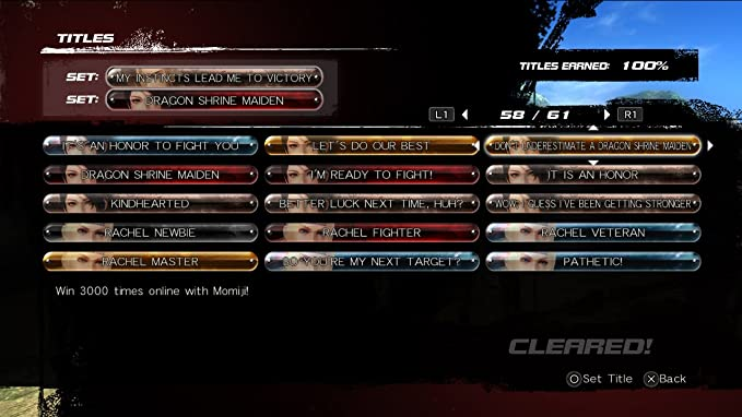 Dead or Alive 5 Ultimate - PS3 by Tecmo Koei: Amazon.es ...