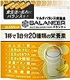 バランサー 低糖質 高たんぱく 1杯で1日分20種類の栄養素 マルチバランス栄養食 フレッシュバナナ風味 170g