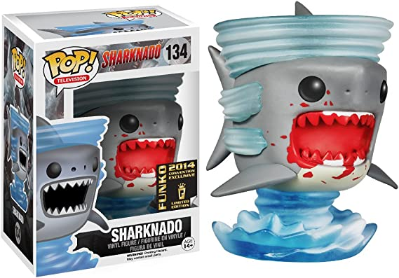 Funko - Figurine Sharknado - Bloody Shark SDCC 2014 exclu figurine ...