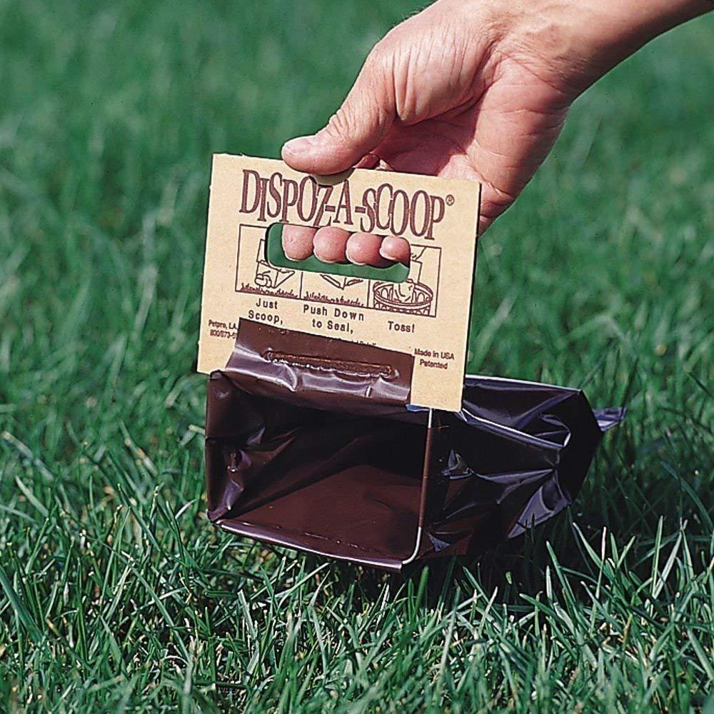 Dispoz-A-Scoop Bags 48 Pk by ASOTV