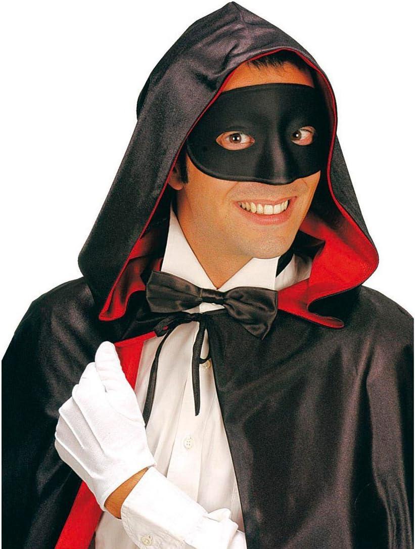 NET TOYS Máscara Negra de Fantasma Antifaz ópera: Amazon.es ...