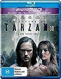 The Legend Of Tarzan (3D + Blu-ray )