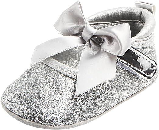 Zapatos Brillante para Niña Princesa Zapato Chicas Accesorio