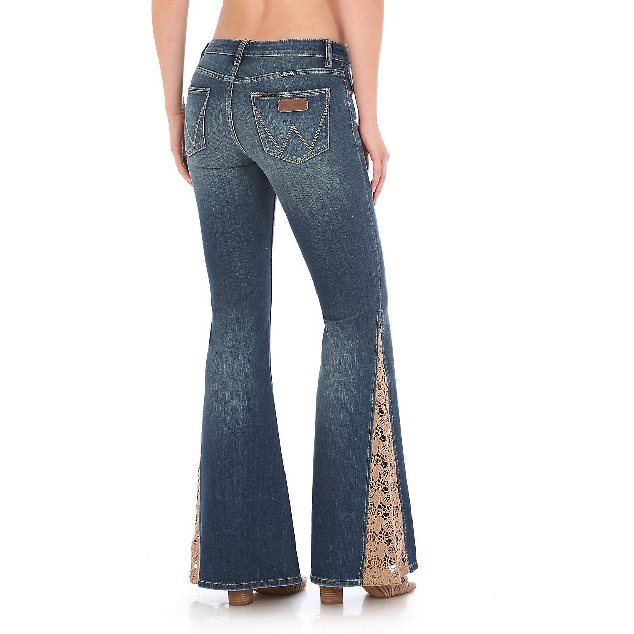 Wrangler Retro Lace Flare Jean
