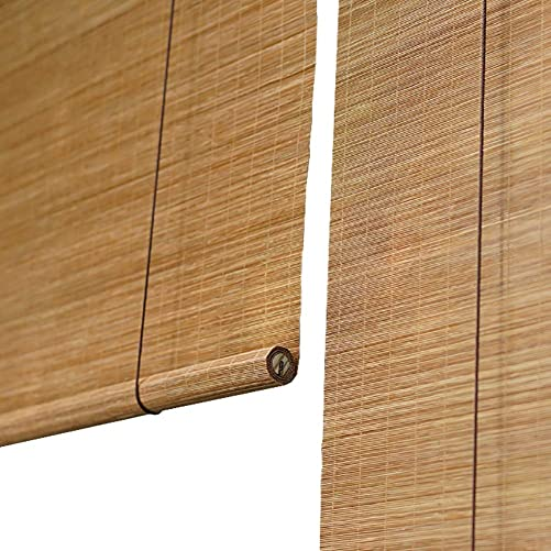 Roller Shades Bamboo Roll Up Blind