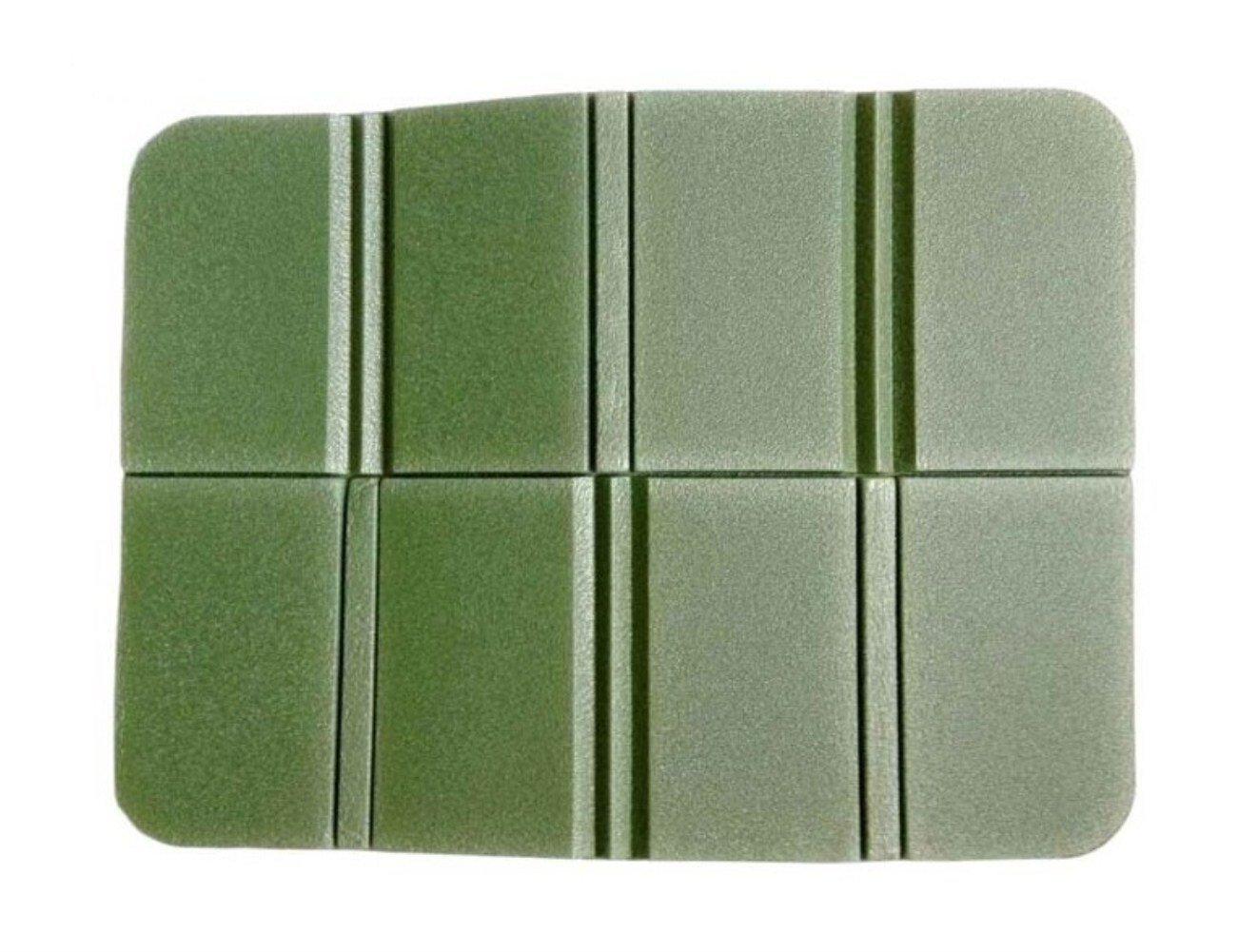 snlmy折りたたみ式折り畳みアウトドアキャンプマットシートFoam XPEクッションポータブル防水椅子ピクニックマットパッド B078S9J45Y  グリーン