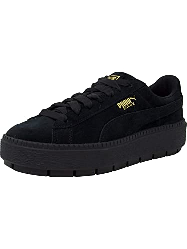 09f60f0bd1 Amazon.com | PUMA Women's Suede Platform Trace | Fashion Sneakers
