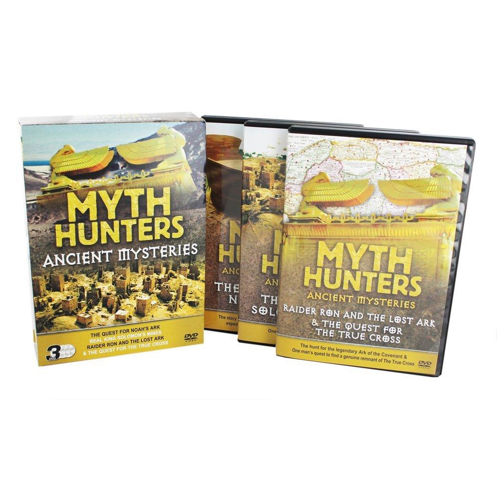 Myth Hunters: Ancient Mysteries [DVD] [Reino Unido]: Amazon ...