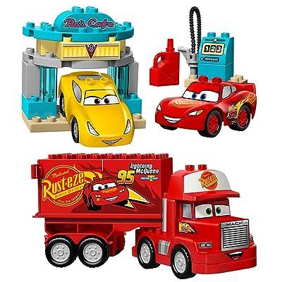 LEGO DUPLO Flo's Café 10846 Building Kit: Toys & Games