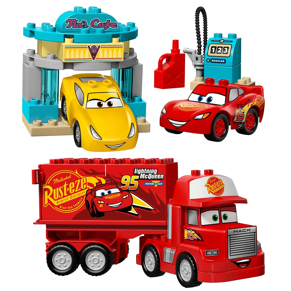 LEGO Duplo Flo's Café 10846 Building Kit 6174758