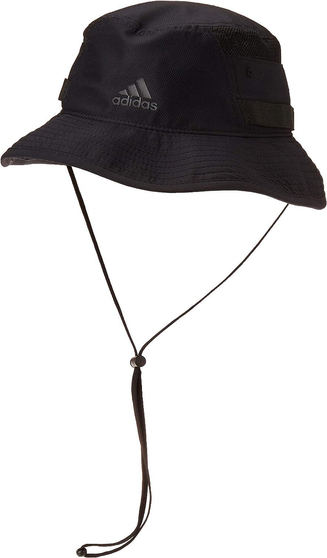 Lágrimas Acera compañero  Amazon.com: Adidas Men's Victory III Bucket Hat: Clothing