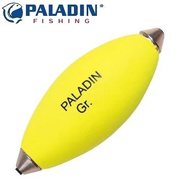 Paladin forellenei fluogelb – Flotador de arrastre para trucha, forellenei para pesca en el mar