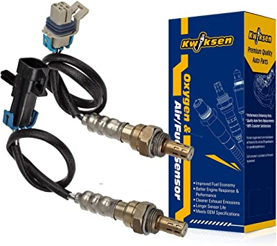 2PCS Oxygen Sensor O2 Upstream /& Downstream For Buick Pontiac Chevrolet 3.8L