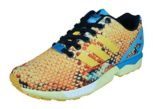 adidas zx flux mujer gold