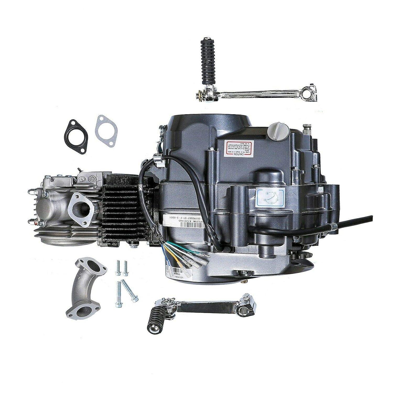 [SCHEMATICS_4LK]  Lifan 125cc Engine Motor Manual for Pit Dirt Bike XR50 CRF50 Z50 CT70 CL70  SSR: Amazon.com: Industrial & Scientific | Lifan 125cc Motor Wire Harness |  | Amazon.com