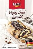 Kathi Poppy Seed Strudel Baking Mix, 14.1 Ounce