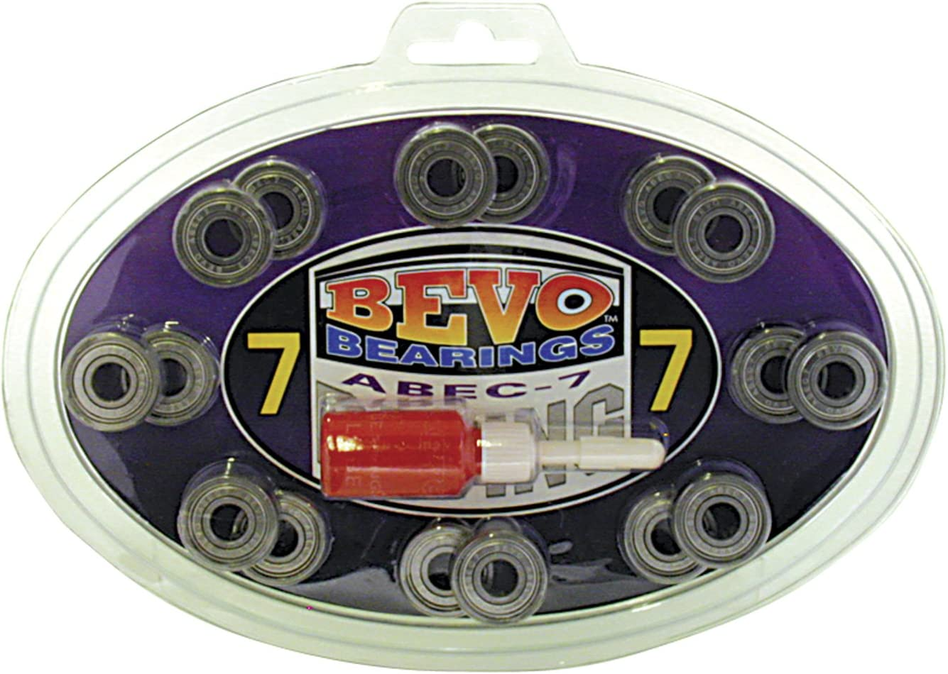 Skate Out Loud Bevo ABEC 7 Bearings