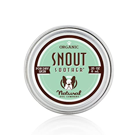 Amazon.com: Natural Dog Company SNOUT SOOTHER TRAVEL SIZE ...
