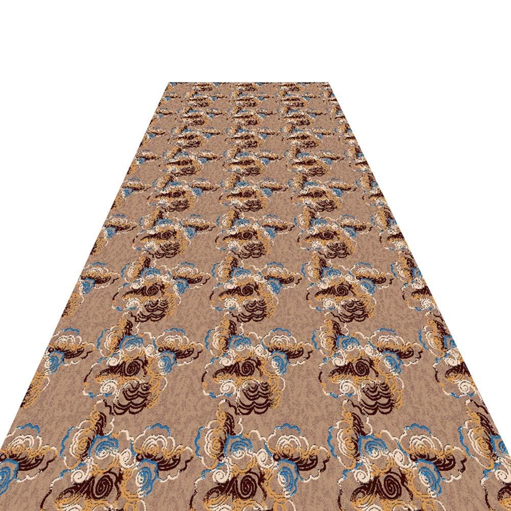 HAIPENG 廊下のカーペット廊下 ランナー ラグ カッタブル エリアラグ ダートストッパー エントランス マット 長いです カーペット にとって キッチン そして 入り口 カスタマイズされた (色 : A, サイズ さいず : 1.6x7m) 1.6x7m A B07P4XFWGX