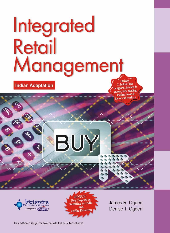 Integrated Retail Management PDF