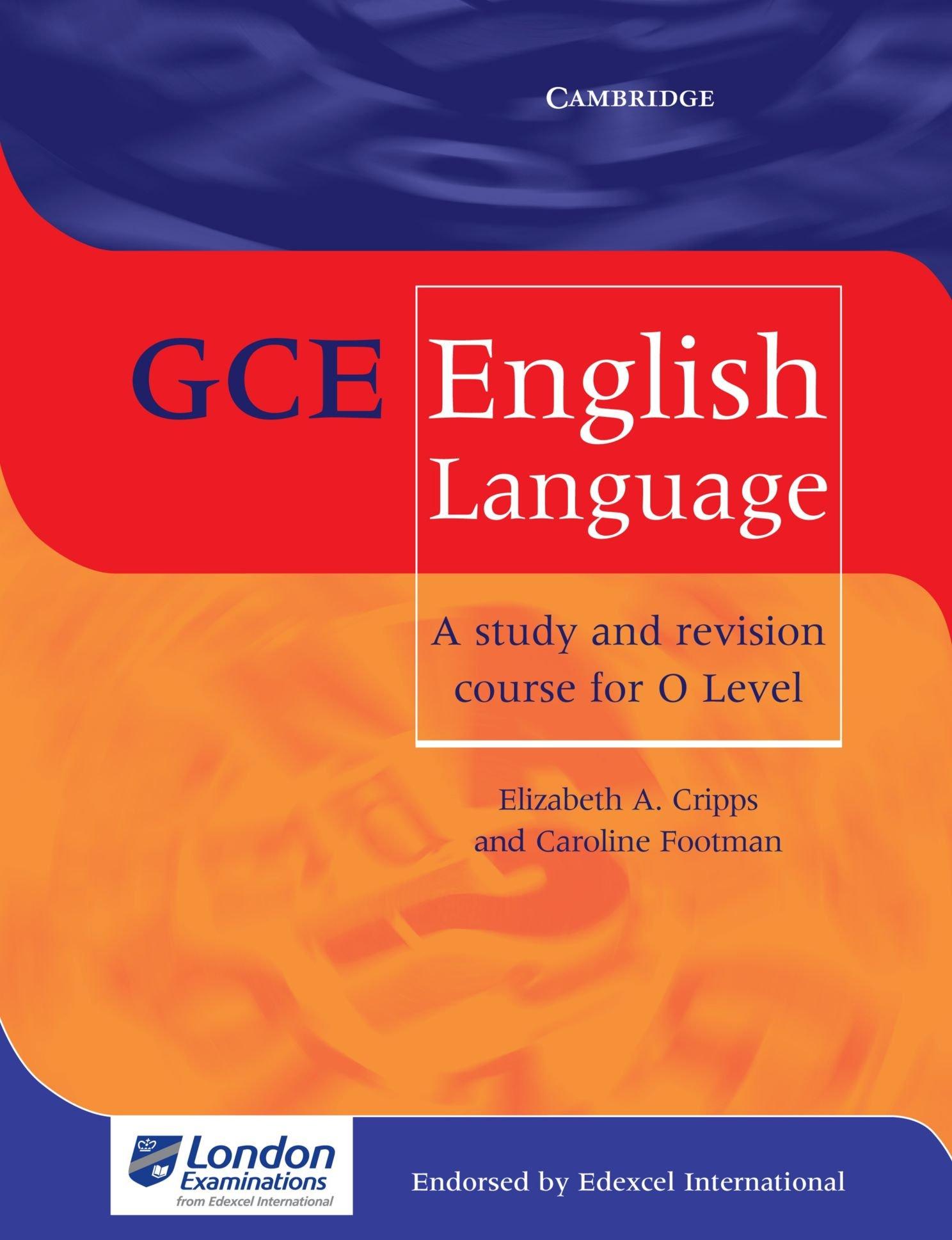 English Language AS Level Revision ?