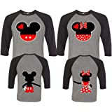 Mickey And Minnie Couple Shirts Matching Disney King Queen