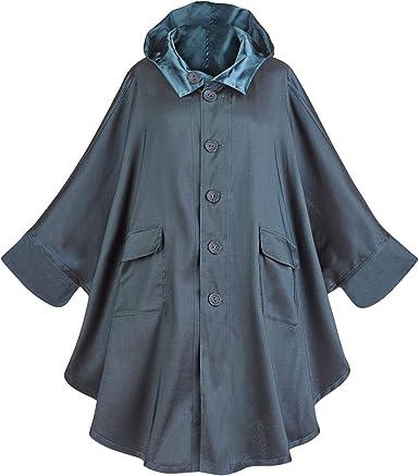 RAINS A-Jacket Ladies Jacket Blue L//XL
