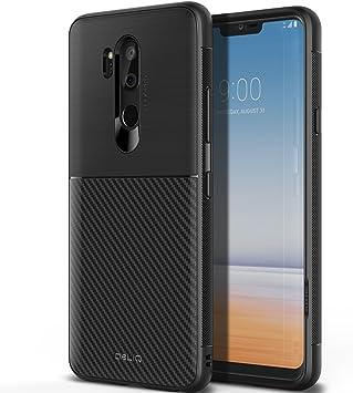 OBLIQ Funda LG G7 ThinQ, [Flex Pro] Funda Slim TPU Slim Design con ...