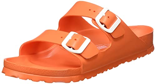 fdeca7aee5443 Birkenstock Mens Arizona EVA - Scuba Coral 1003508 (Man-Made) Mens Sandals  42