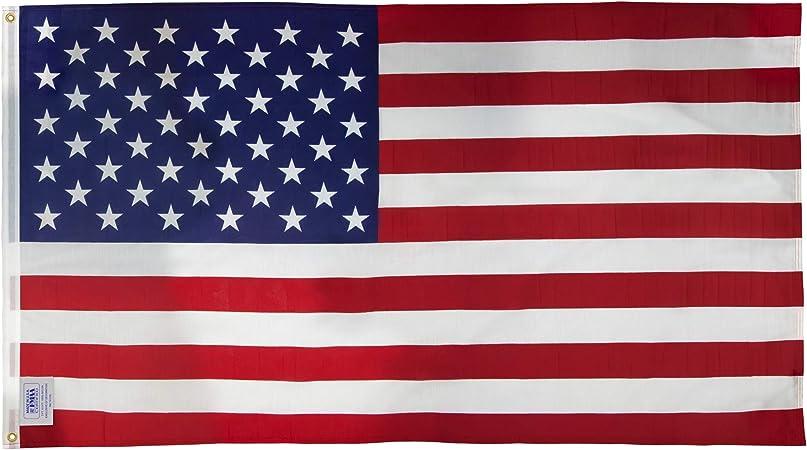 Amazon Com America S Flag Company American Flag 3 X 5