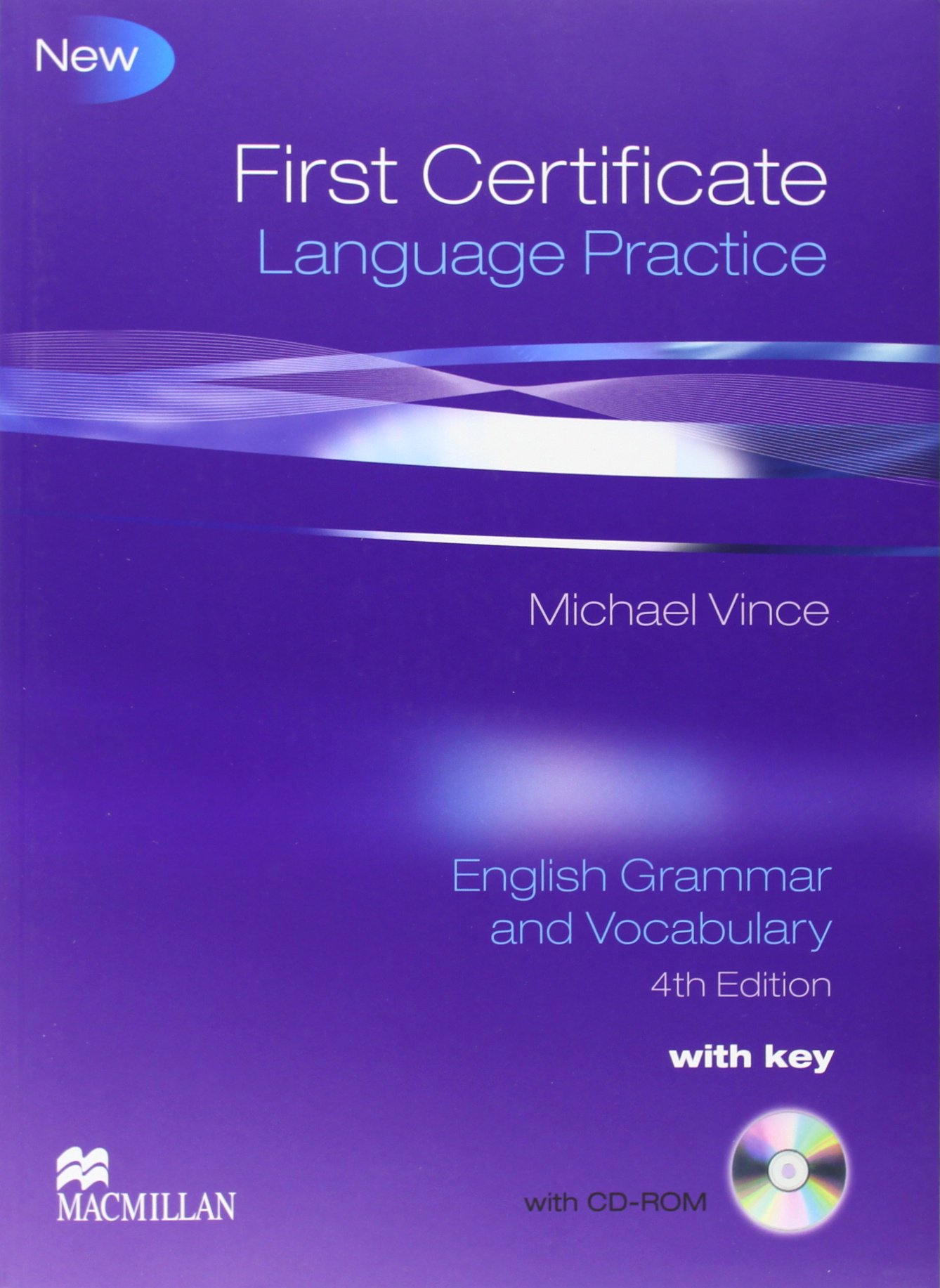 First Certificate Language Practice: Student Book Pack with Key: Michael  Vince: 9780230727113: Amazon.com: Books