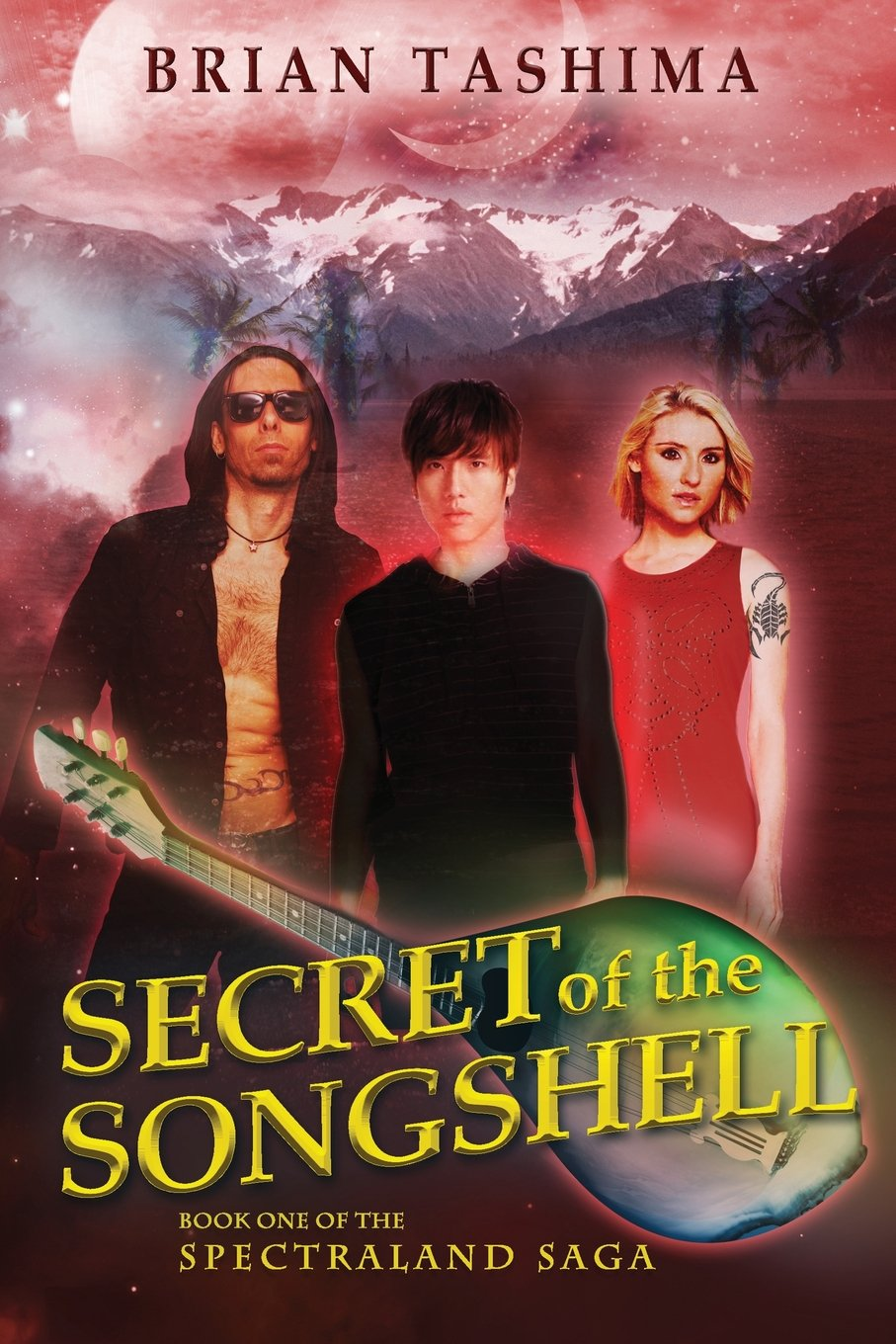 Read Online Secret of the Songshell: Book One of the Spectraland Saga pdf