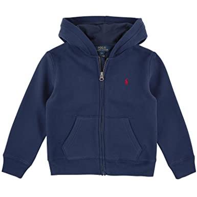 Polo Ralph Lauren Little Boys Solid con capucha sudadera con ...