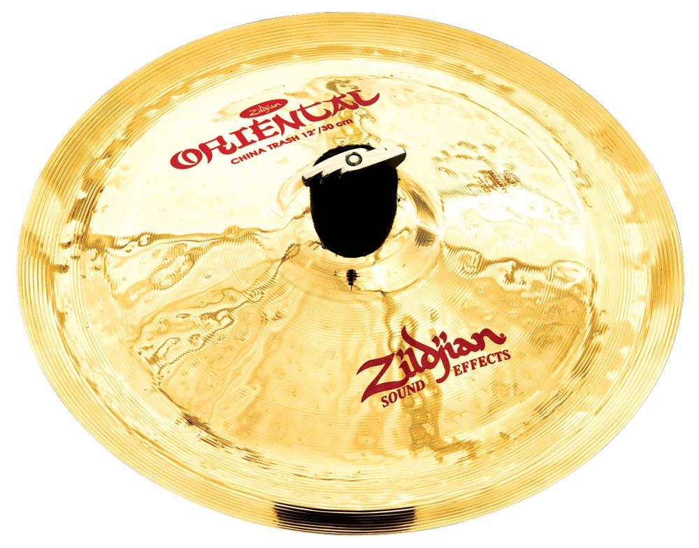 Zildjian 12-Inch Oriental China Cymbal Trash A0612