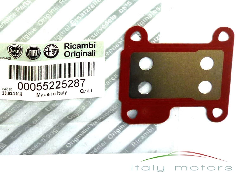 Original Fiat Bravo 198 1,9D Dichtung AGR Ventil 55225287