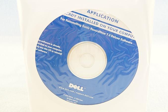sonic recordnow versione 2004