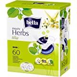 Bella India Herbs Panty Liners - 60 Pieces (Tilia Flower)
